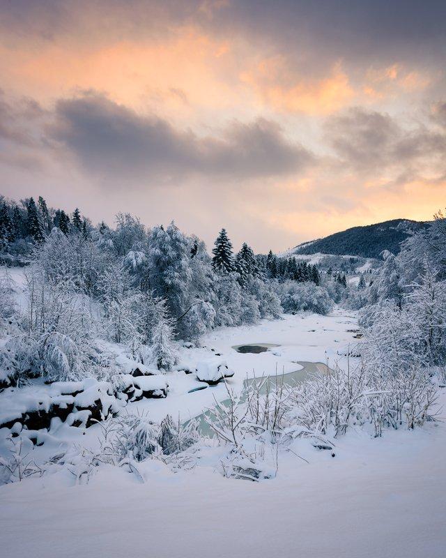 landscape,winter,mood Norwayphoto preview