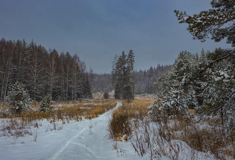 пейзаж снег крестниково Мало снегаphoto preview