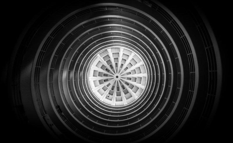 Architectural spiralphoto preview