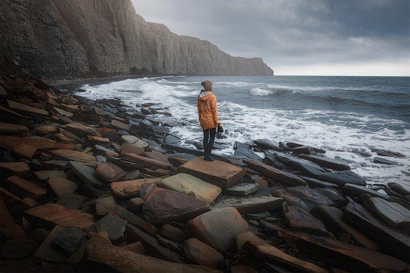 крым, море, человек, природа, бугаз Бугазphoto preview