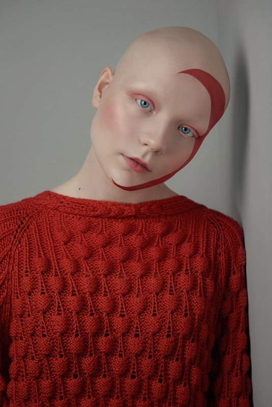 portrait, girl, model, eyes, hair, lips, face, beauty, facial, make-up, photographer, russia, nikon Viktoriaphoto preview