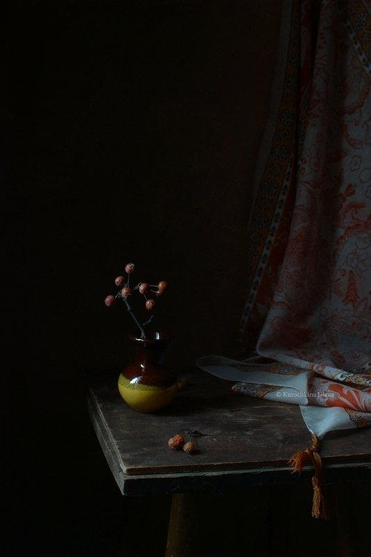 натюрморт, ранетки, зима, январь Зимние ранеткиphoto preview