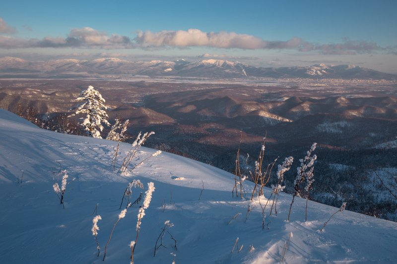 Январь в горахphoto preview