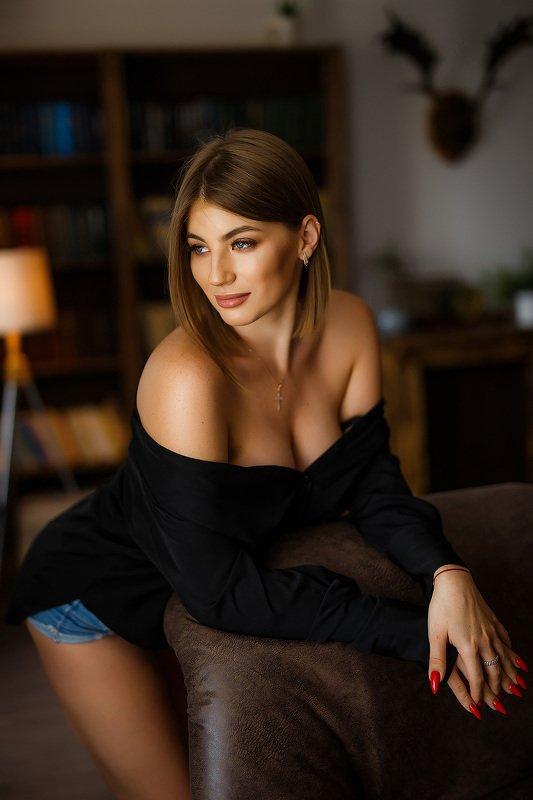 #portait #model #girl #портрет #модель #девушка #арт Elenaphoto preview