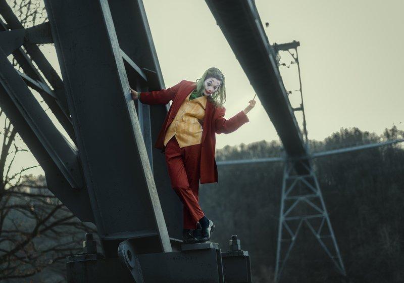джокер, косплей, хоакин феникс, 2019, украина, житомир, коростышев, Joker - That\'s Lifephoto preview