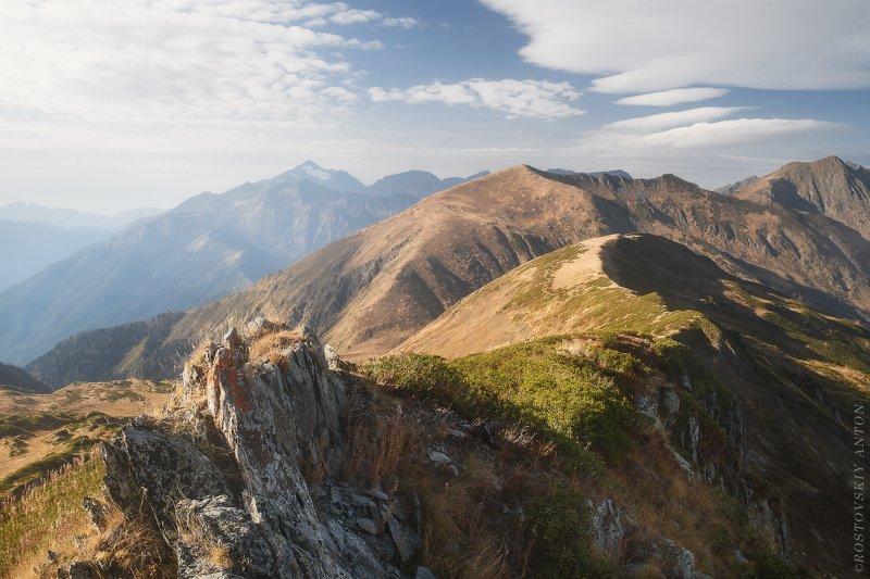 Кавказ, осень, горы, фототур Осень в горахphoto preview