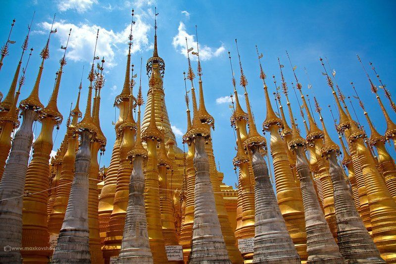 Бирма, Индейн, Мьянма, Озеро инле Вверхphoto preview