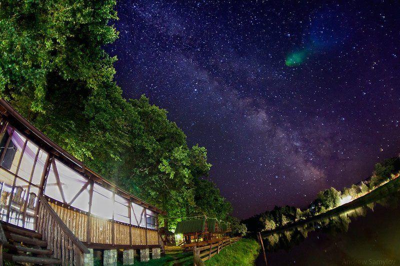 Night skyphoto preview