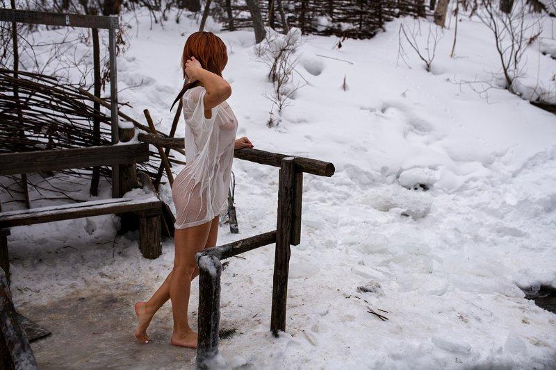 зимние купанияphoto preview