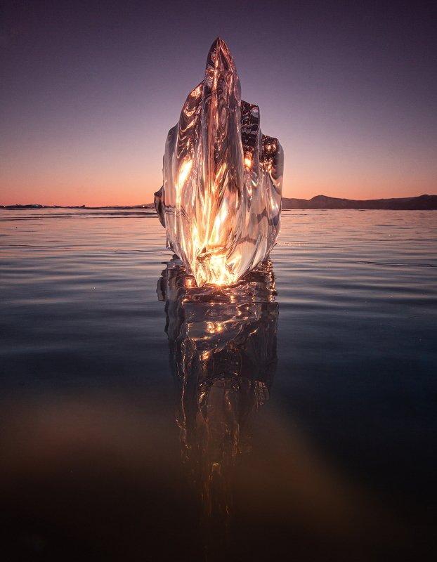 Ледяное пламя Байкалаphoto preview