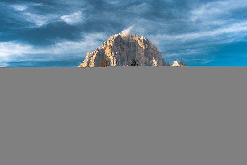 доломиты, альпы, италия, доломитовые альпы, горы, деревья Осень в Альпахphoto preview