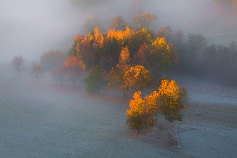 landscape,autumn,canon,mountains The Heart of Autumn фото превью