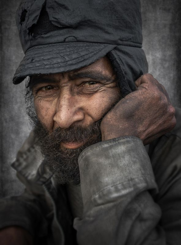 #people #portrait #face #skin #look #eye #human Uncertaintyphoto preview