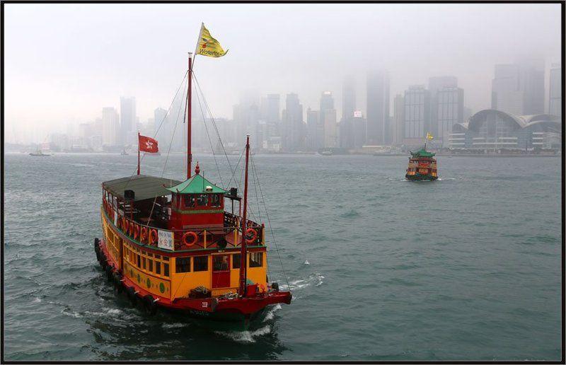 Гонконгские туманыphoto preview