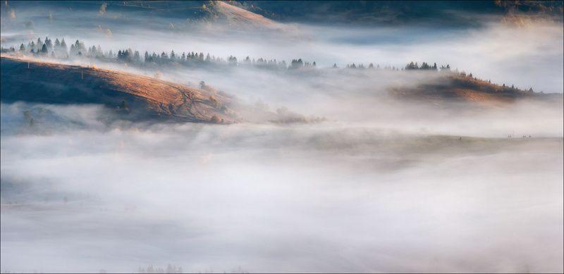 2012, Brizmaker, Lanscape, Карпаты, Осень, Утро photo preview