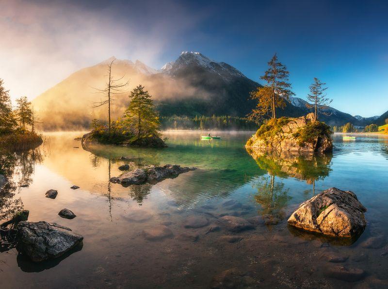 Bavarian lakephoto preview