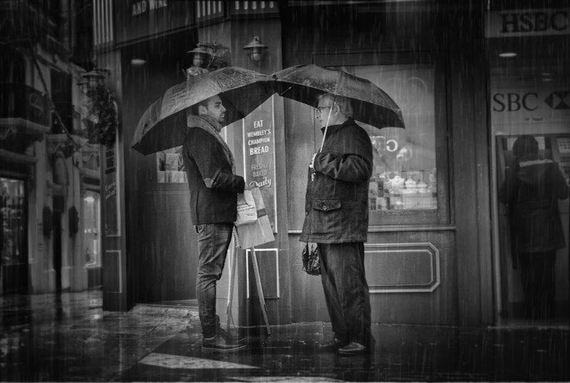 Всего лишь дождь... или просто жизньphoto preview