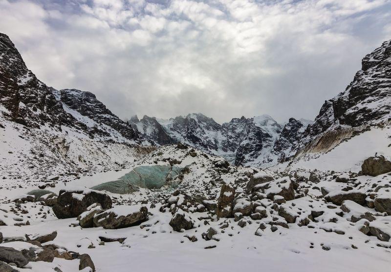 горы, альпинизм, кавказ, ледники land of glaciers...photo preview