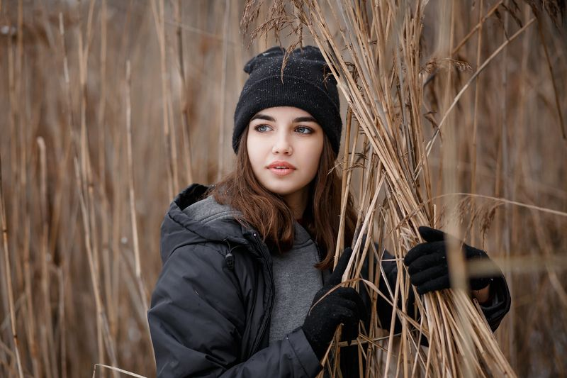портрет девушка Анастасияphoto preview
