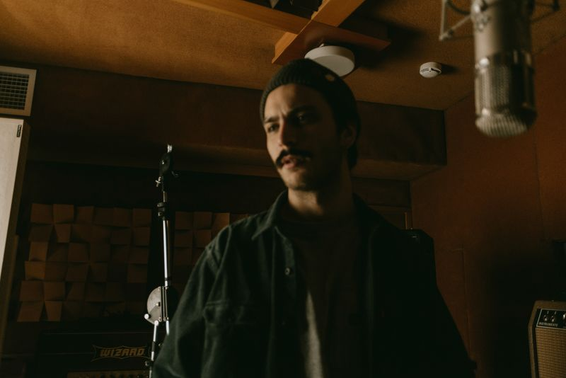 portrait, cinematic, man, musician, zamirasozieva, studio Danielphoto preview