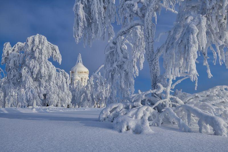 Белый свет на Белой горе... photo preview