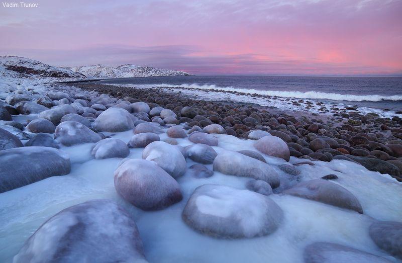 кольский, север, заполярье, териберка, баренцево море Камни Баренцева моряphoto preview
