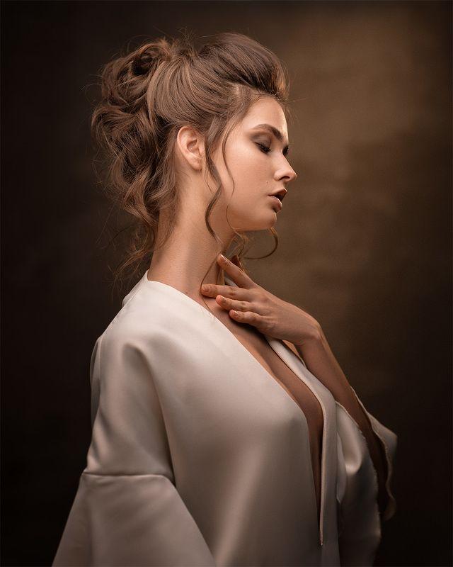 art, portrait, girl, model, арт, портрет, девушка, модель Leraphoto preview