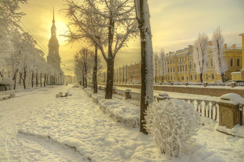 санкт-петербург Никольский морской собор...photo preview