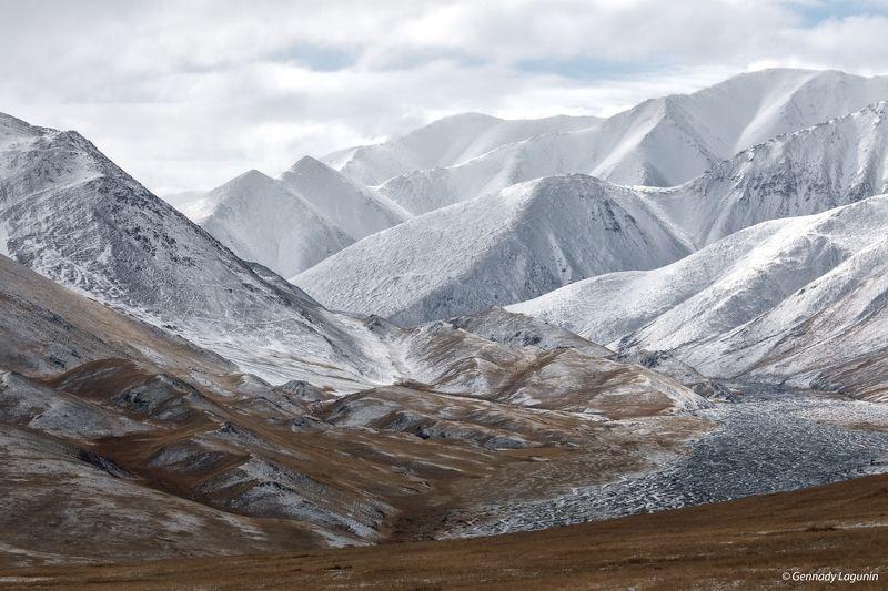 алтай, altai, осень, autumn, горы, mountains, снег, snow В ожидании зимыphoto preview