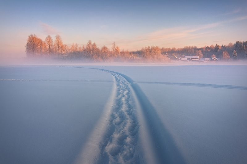 Зимний миражphoto preview
