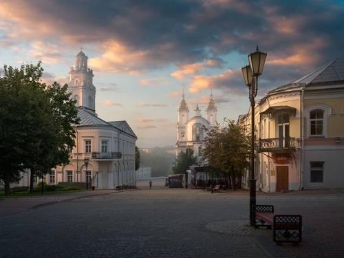 Город Витебск (Беларусь)