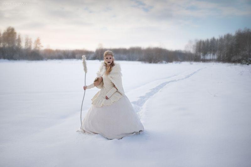 Królowa śnieguphoto preview