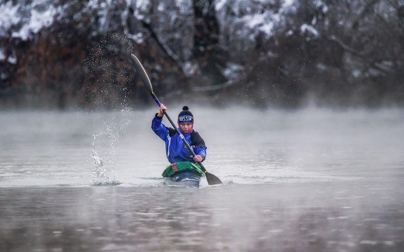 Зимние тренировки...photo preview