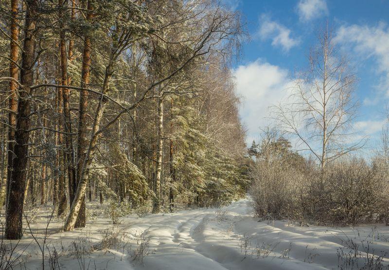 февраль утро мороз 1 февраляphoto preview
