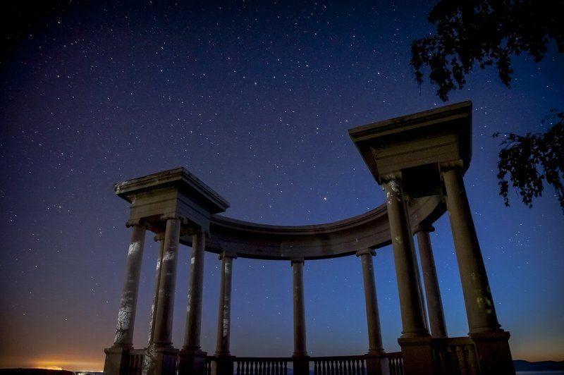 Ночь в августе...photo preview