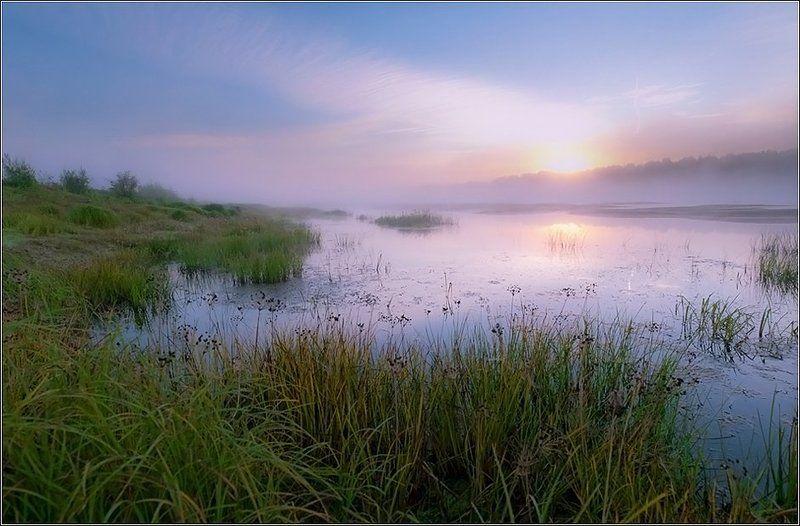 Ветлуга, Рассвет Утро на Ветлугеphoto preview