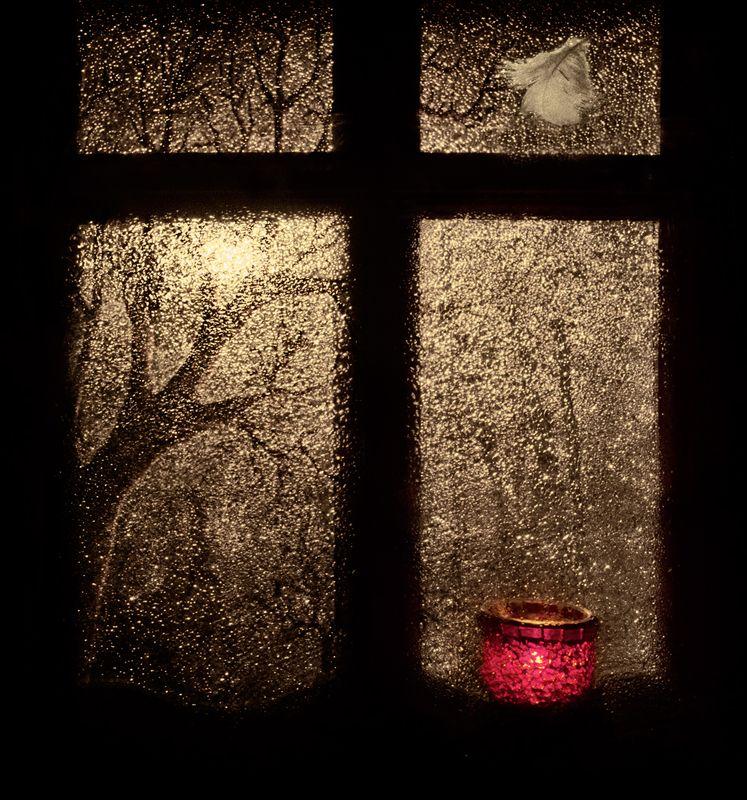 окно \