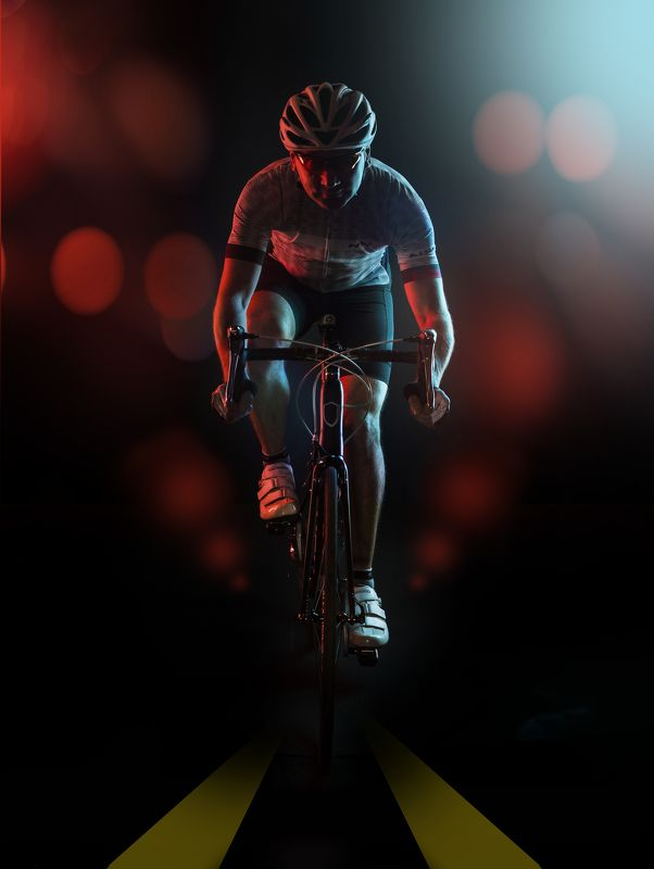 спорт, велоспорт, вело, студийный портрет, студия,  велоспортphoto preview