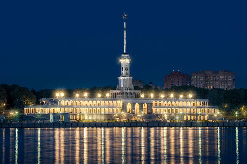 Москва, Северный речной вокзалphoto preview