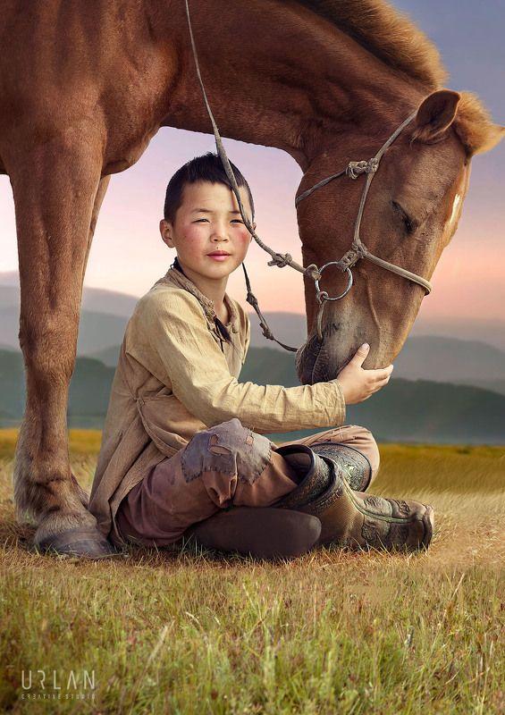 mongolia mongolian Mongolian kidphoto preview