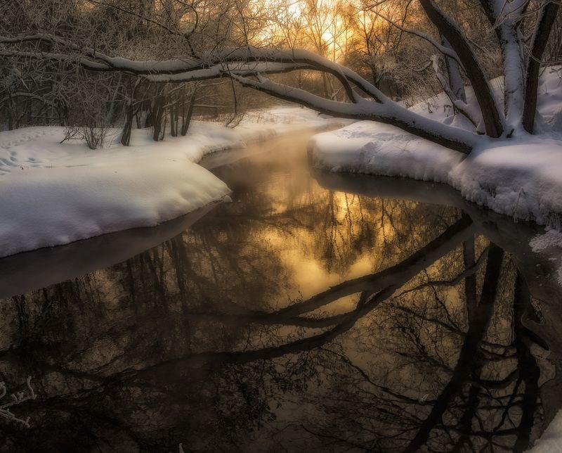 Морозы в Москвеphoto preview
