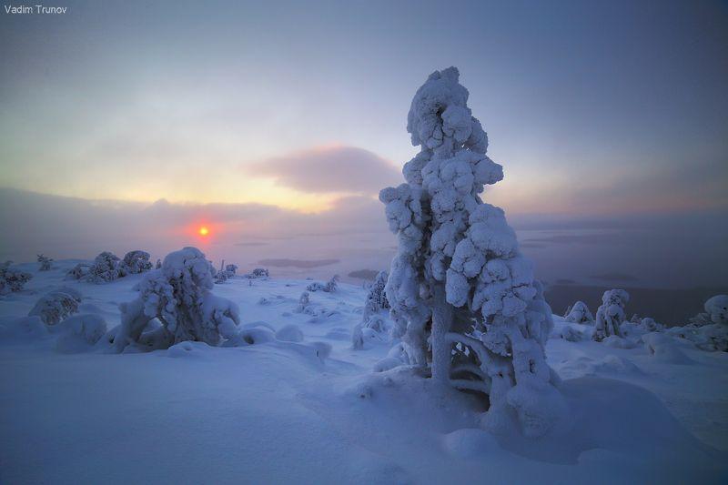 кольский, север, заполярье Скульптуры северных ветров (2)photo preview