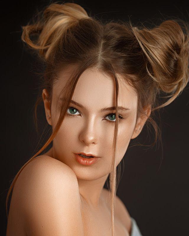 art, portrait, girl, model, арт, портрет, девушка, модель Yliaphoto preview