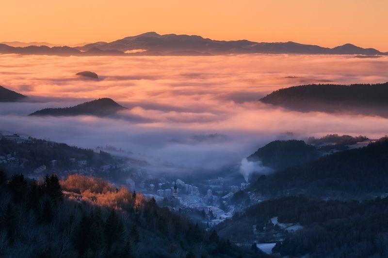 Clouds flow фото превью