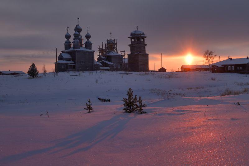 Беломорские закаты...photo preview