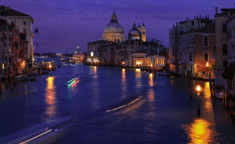 Вечерняя Венеция фото превью