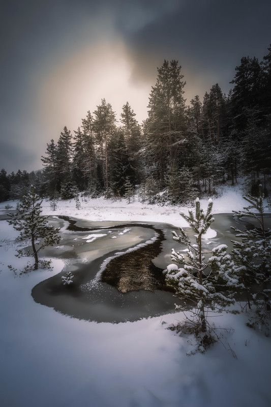 #landscape#nature#winter Winter storyphoto preview