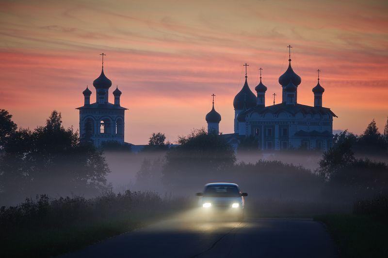 Николо-Вяжищский монастырь, Великий Новгород * * *photo preview