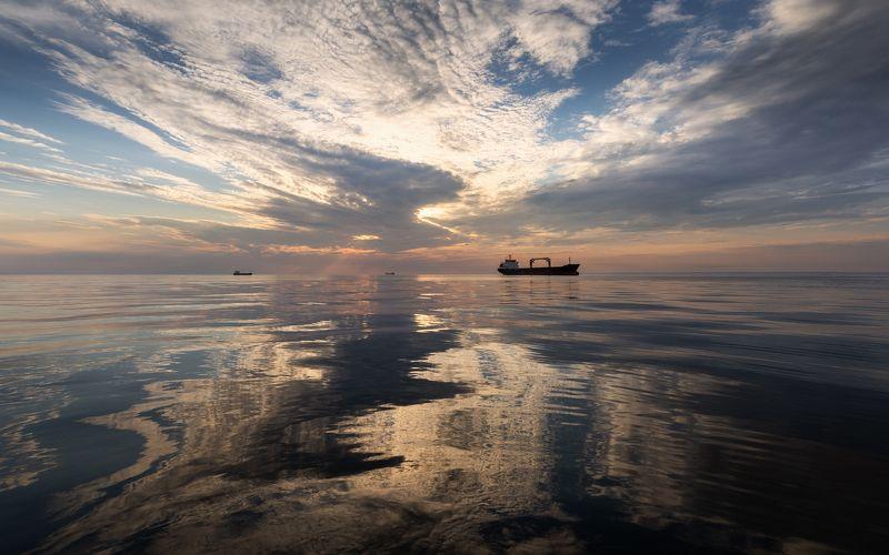 На рейде Финского залива.photo preview