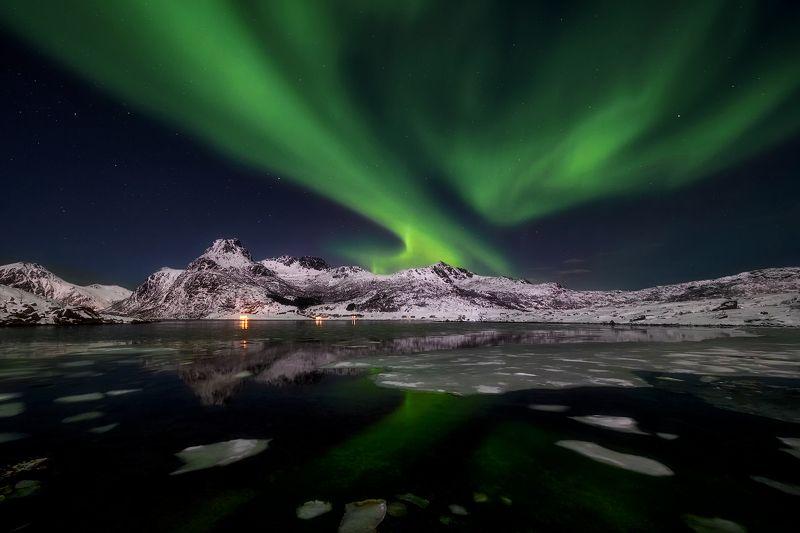 landscape Northen  Lightphoto preview